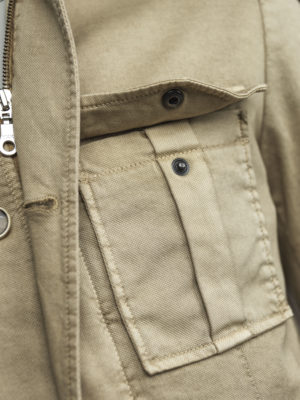 Hansen & Jacob Blaze Jacket - Beige