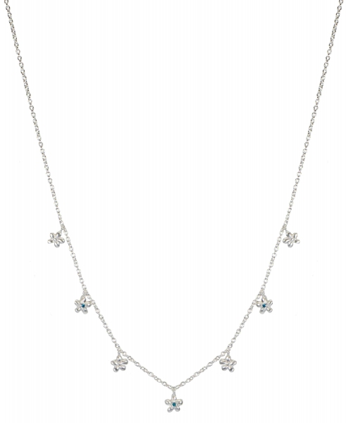 Hultquist Anthia Necklace - Silver