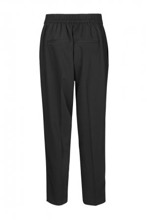 Second Female Garbo Trousers - Black