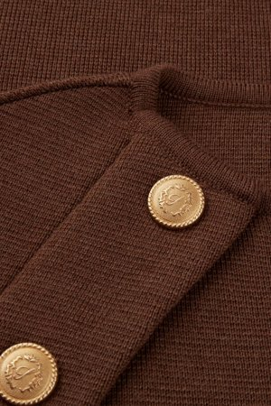 Stenströms Cape Merino Wool- Brown