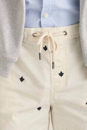 Morris Winward Lily Shorts - Off white