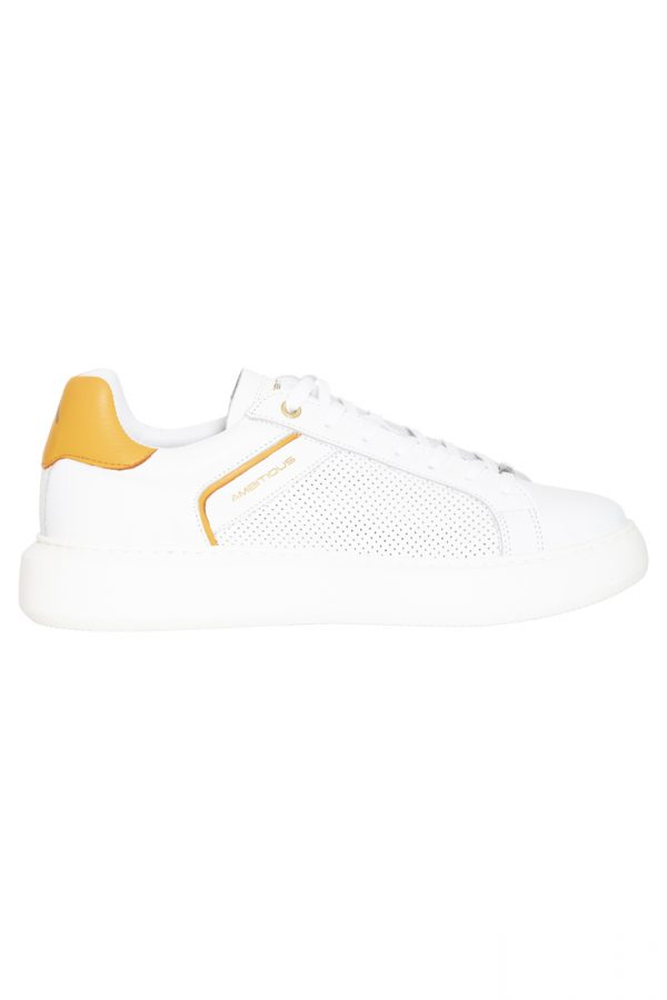 Ambitious Sneakers - White/Orange