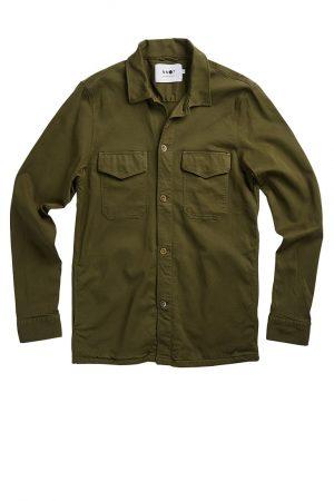 NN07 Bernard Overshirt - Army
