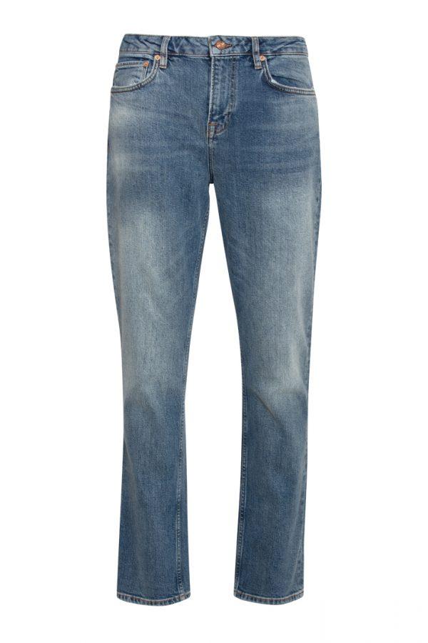 NN07 Johnny Relaxed Denim Jeans - Blå Denim