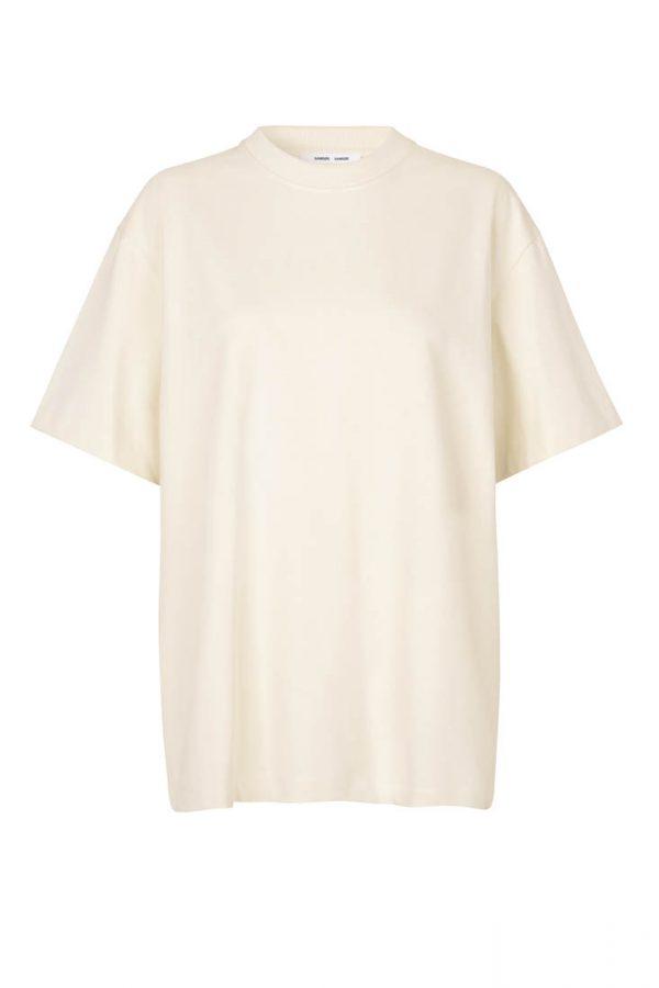 Samsøe & Samsøe Undyed W T-shirt - Undyed