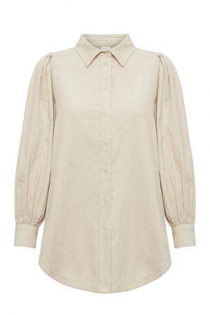 Part Two KesaPW Shirt - Whitecap Gray