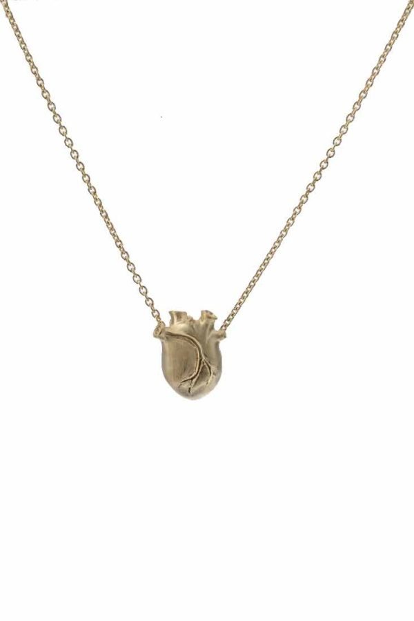 Bjørg Anatomic Heart Gold