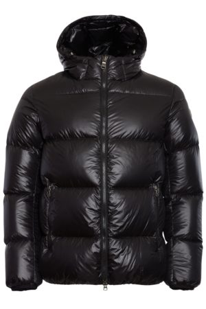 Colmar Mens Down Jacket Black Shine - Svart