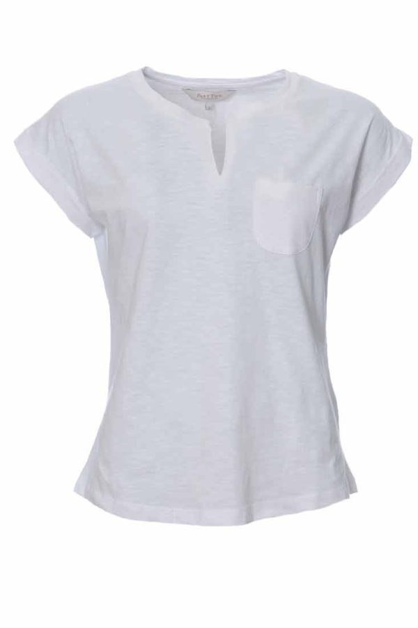 Part Two Kedita Bright White T-shirt
