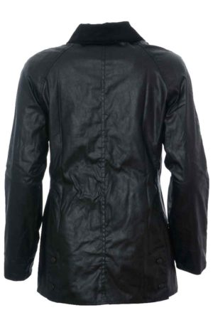 Barbour Beadnell Jacket - Black