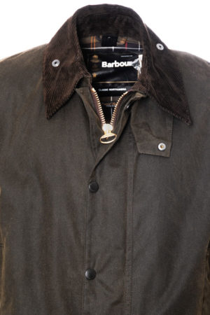 Barbour Classic Northumbria - Olive