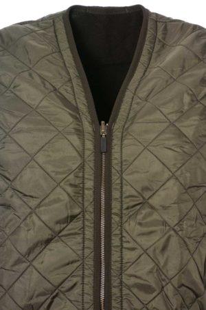 Barbour Polarquilt Waistcoat Zip-In