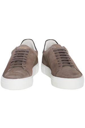 Jim Rickey Pulp Suede Matt Patent Polido - Steel Grey