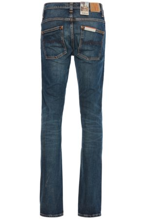 Nudie Jeans Grim Tim True Navy Jeans