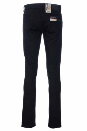 Nudie Jeans Grim Tim Dry Ever Black Jeans